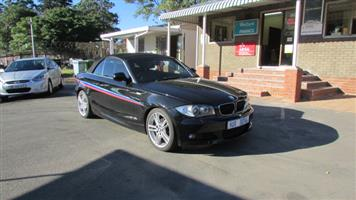 2010 BMW 1 Series 125i convertible Exclusive auto