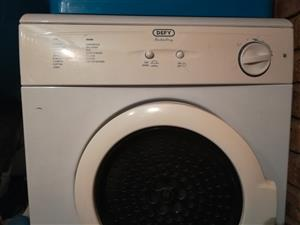 2 x Defy Tumble Dryers for sale