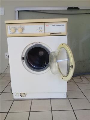 AEG washing machine R550.00 Randburg Cash only, NO EFT, buyer must collect, 0826924086