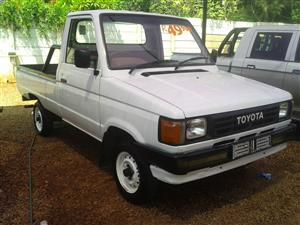 1988 Toyota Stallion 2.0 panel van