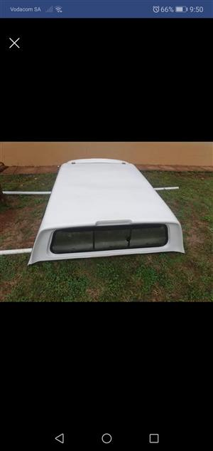 Ford Ranger club cab canopy