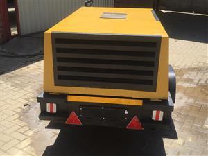 KAESER 195cfm Compressor 2014