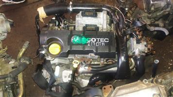 Opel Eco Tec  1.7  TDi Engine # Z17DTH