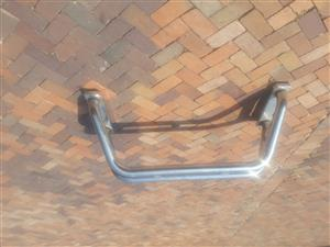 Ford Ranger Double Cab Chrome Rollbar, Side steps and tonneau for R10 000.