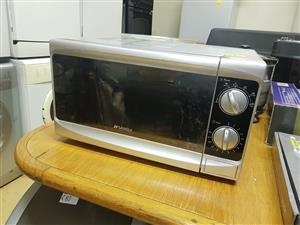 Sansui microwave