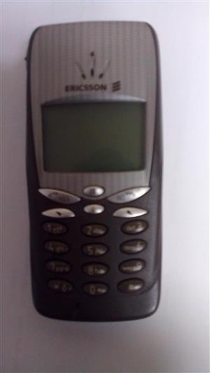Ericsson T66 - Cellphone selling as SPARE PARTS