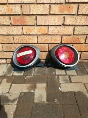 Alfa Mito Taillights