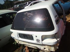 Logic Spares is selling Toyota Tazz Windscreen and Tailgate