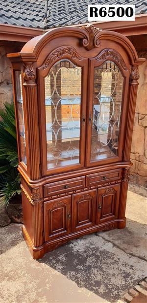 Luxury Sideboard Display Cabinet (1220x430x2195)