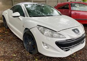 Peugeot RCZ 2012 1.6 turbo Stripping for spares
