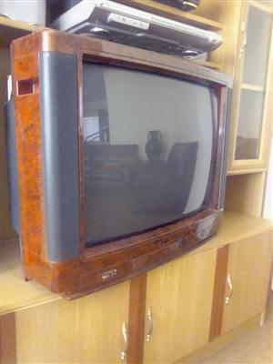 74cm TV with remote