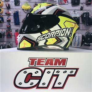 Scorpion Exo R1 Helmet