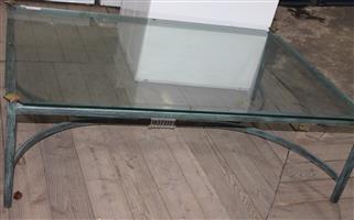 Glass table S031371B #Rosettenvillepawnshop