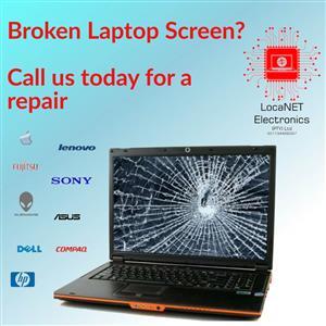 Laptop Screens Replacement