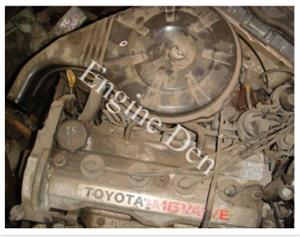 Toyota 5A 16V Carb engine Used