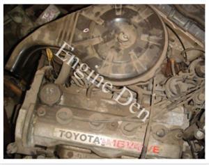 Toyota 5A 16V Carb e