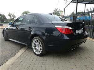 2006 BMW 5 Series sedan 520d M SPORT A/T (G30)
