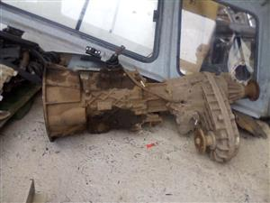 Ford F250 4x4 gearbox