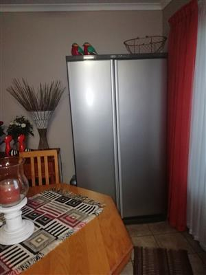 Defy double door fridge for sale - excellent working condition