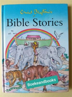 Bible Stories - Enid Blyton.
