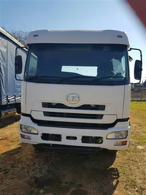 2014 Nissan UD GW26-450 truck tractor for sale