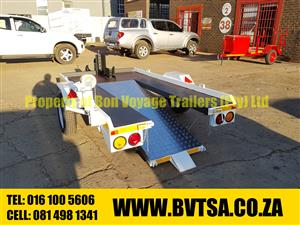 Single Bike Trailer For Sale