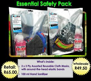 Essential Safety Packs