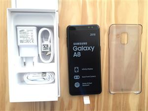 Samsung A8 Mobile Phone