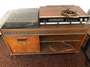 Blaupunkt hifi recorder player