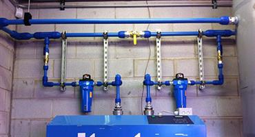 compressors, air receivers, air dryers, etc