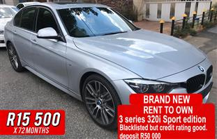 2018 BMW 3 Series 320i Edition M Sport Shadow auto
