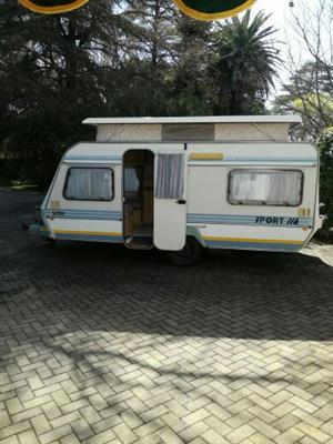 Sport Sprite Caravan