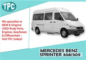 Mercedes Benz Sprinter 308/309.