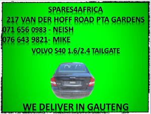Volvo 1.6/2.4 Tailgate   For Sale