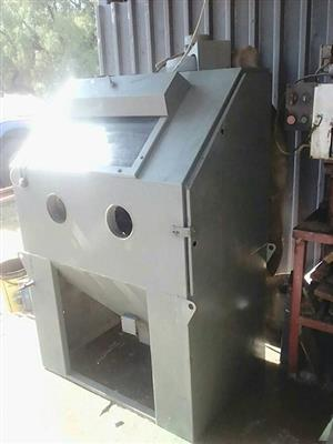 sandblasting in Industrial Machinery in South Africa | Junk Mail