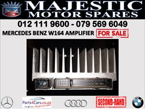 Mercedes benz W164 amplifier for sale