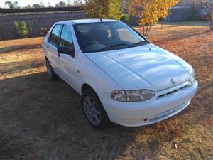 2003 Fiat Siena 1.2 EL