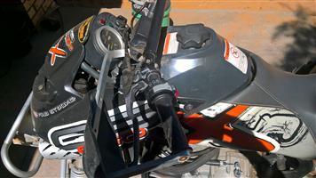 2005 Bombadier Spyder Rt-s