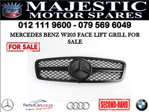 Mercedes W203 new grill for sale