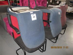 Tables, Chairs & and other Office Equipment for Sale in Live Warehouse Auction