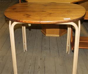 Oak table S031136A #Rosettenvillepawnshop