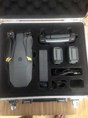 Mavric pro drone