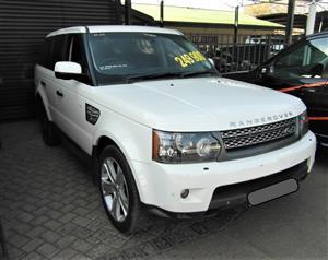 2010 Land Rover Range Rover Sport TDV8