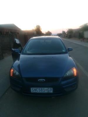 2005 Ford Focus 1.6 4 door Ambiente