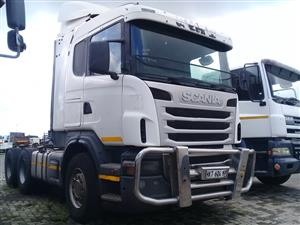 SCANIA R470 TRUCK TRACTOR
