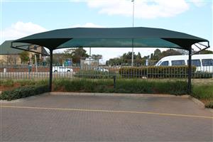 CARPORTS AND SHADEPORTS