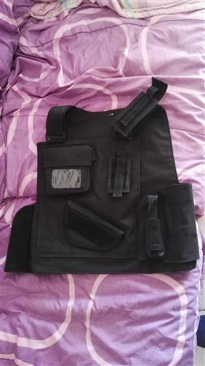 New Bullet proof cover with extras