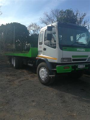 Isuzu 1400 rollback for sale