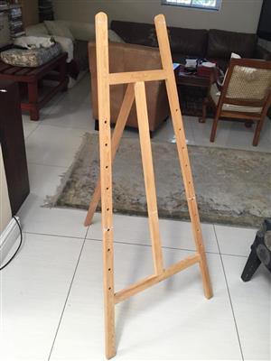 Prime Art Wooden Studio A-Frame Easel - ideal for kids