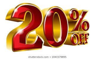 20%OFF AMC COOKWARE